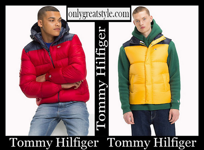 New Arrivals Tommy Hilfiger Fall Winter 2018 2019 Men's