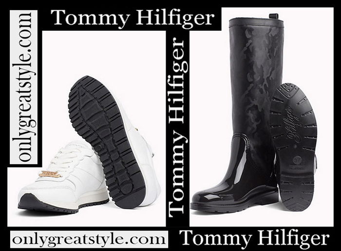 New Arrivals Tommy Hilfiger Fall Winter 2018 2019