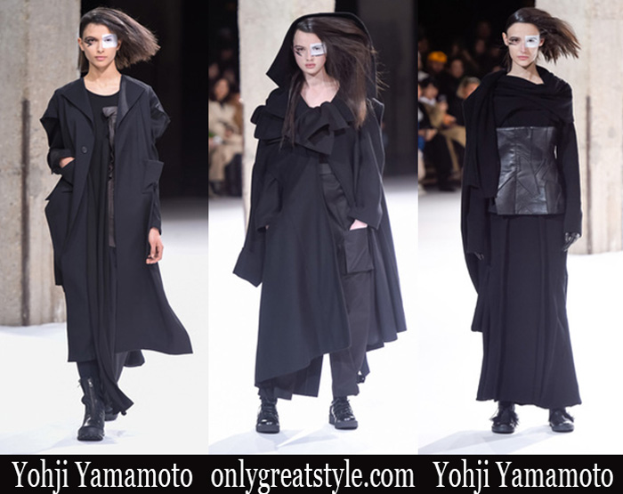 New Arrivals Yohji Yamamoto Fall Winter 2018 2019 Women's