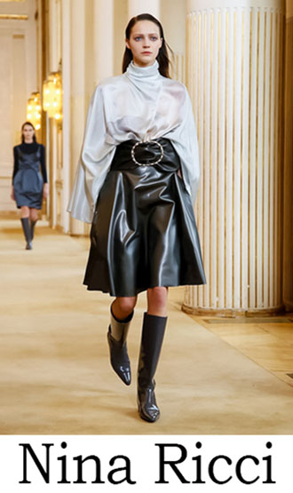 Nina Ricci Fall Winter 2018 2019 Women's 10