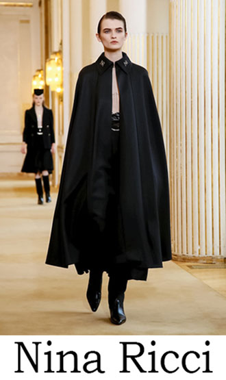 Nina Ricci Fall Winter 2018 2019 Women's 12