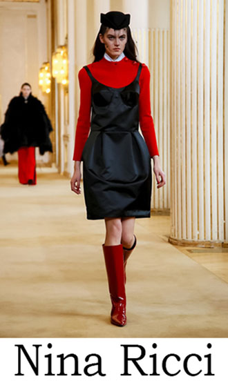 Nina Ricci Fall Winter 2018 2019 Women's 2