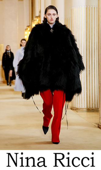 Nina Ricci Fall Winter 2018 2019 Women's 3