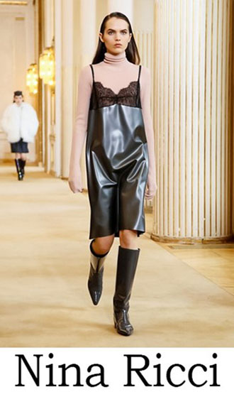 Nina Ricci Fall Winter 2018 2019 Women's 6