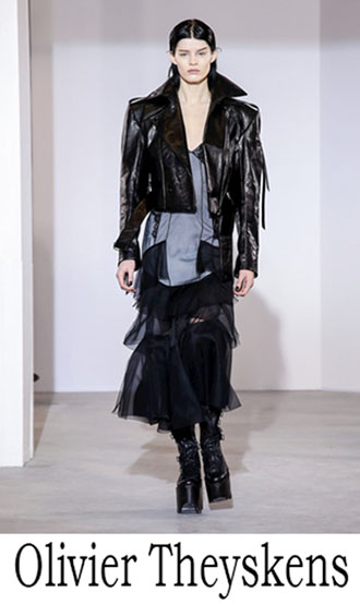 Olivier Theyskens Fall Winter 2018 2019 Women's 2