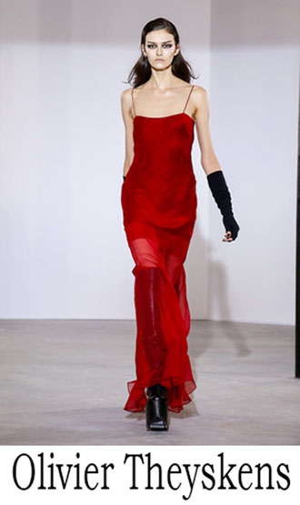 Olivier Theyskens Fall Winter 2018 2019 Women's 9