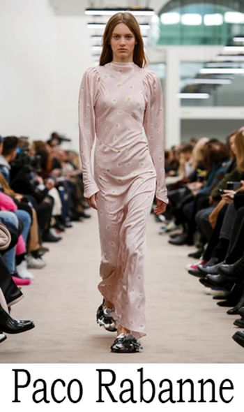 Paco Rabanne Fall Winter 2018 2019 Women's Clothing 2