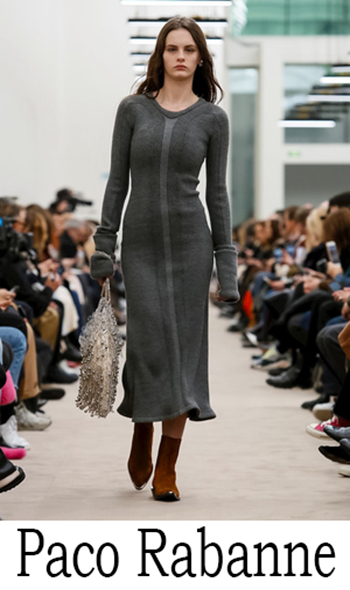 Paco Rabanne Fall Winter 2018 2019 Women's Clothing 3
