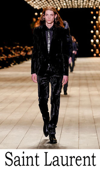 Saint Laurent Fall Winter 2018 2019 Men's 1