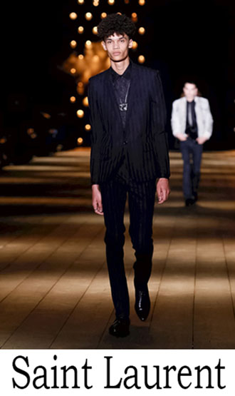 Saint Laurent Fall Winter 2018 2019 Men's 14