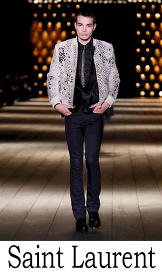 Saint Laurent Fall Winter 2018 2019 Men's 15