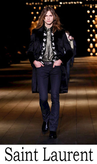 Saint Laurent Fall Winter 2018 2019 Men's 16