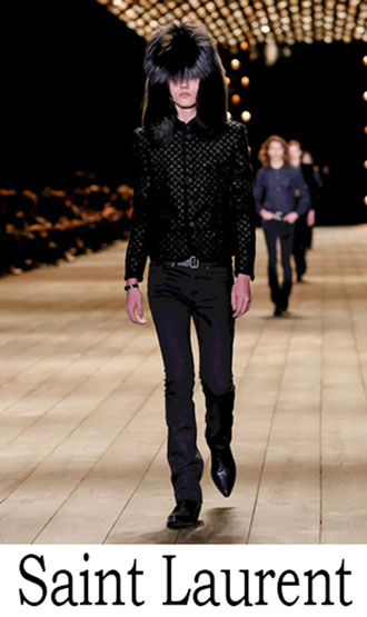 Saint Laurent Fall Winter 2018 2019 Men's 2