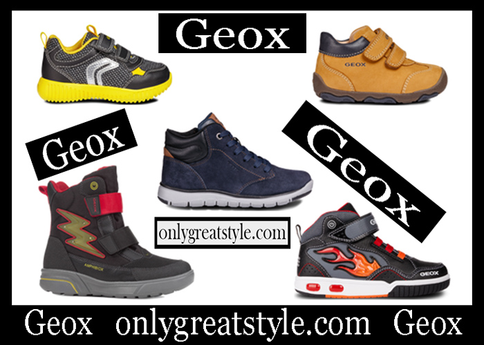 Shoes Geox Fall Winter 2018 2019 Child