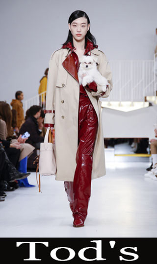 Tod's Fall Winter 2018 2019 Women's 3