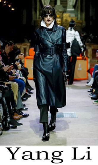 Yang Li Fall Winter 2018 2019 Women's 7