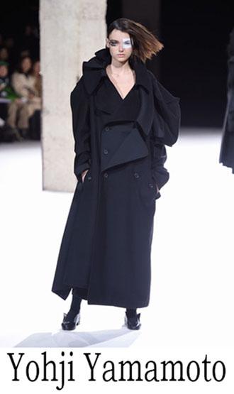 Yohji Yamamoto Fall Winter 2018 2019 Women's 2