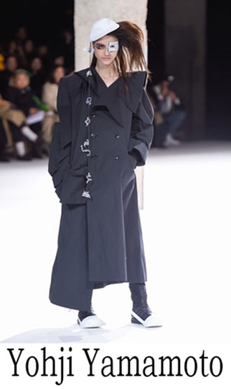 Yohji Yamamoto Fall Winter 2018 2019 Women's 3