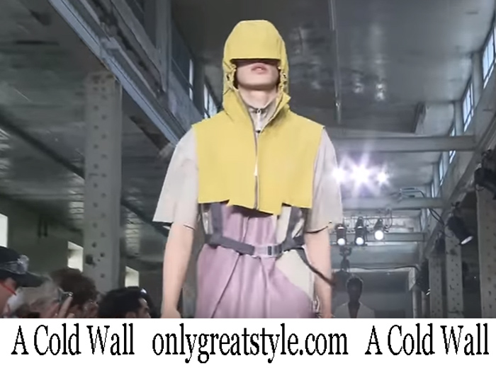 New Arrivals A Cold Wall Spring Summer 2019 Men's