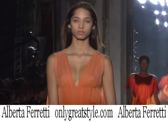 New Arrivals Alberta Ferretti Spring Summer 2019
