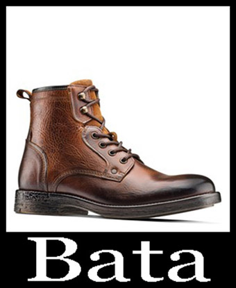 New Arrivals Bata Shoes 2018 2019 Men's Fall Winter 1