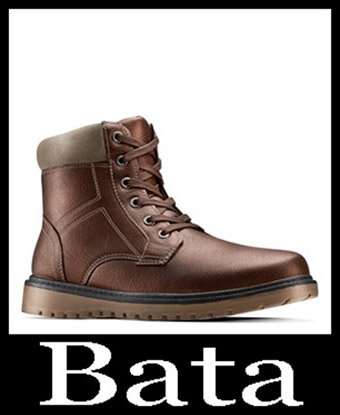 New Arrivals Bata Shoes 2018 2019 Men's Fall Winter 10