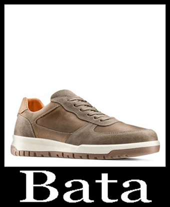 New Arrivals Bata Shoes 2018 2019 Men's Fall Winter 17
