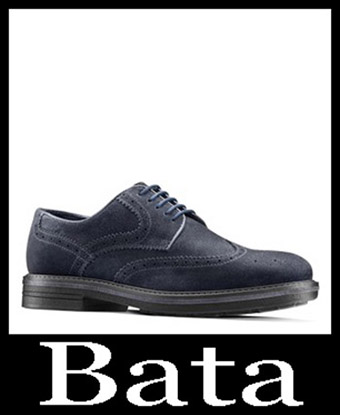 New Arrivals Bata Shoes 2018 2019 Men's Fall Winter 18