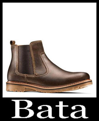 New Arrivals Bata Shoes 2018 2019 Men's Fall Winter 19