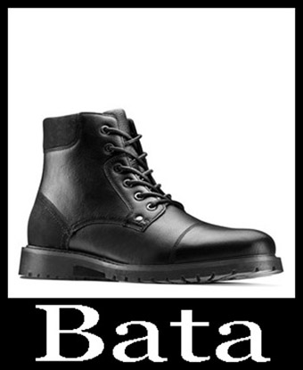 New Arrivals Bata Shoes 2018 2019 Men's Fall Winter 2