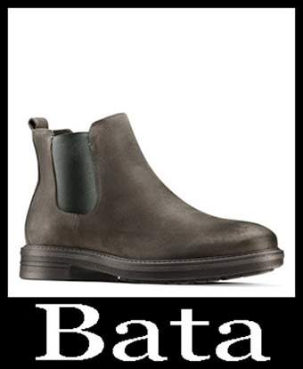 New Arrivals Bata Shoes 2018 2019 Men's Fall Winter 20