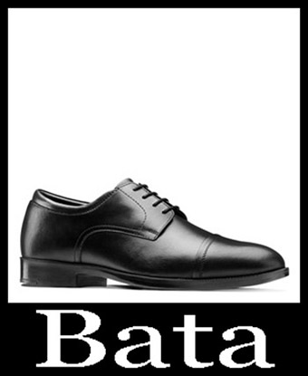 New Arrivals Bata Shoes 2018 2019 Men's Fall Winter 21