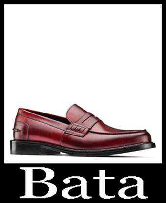 New Arrivals Bata Shoes 2018 2019 Men's Fall Winter 22