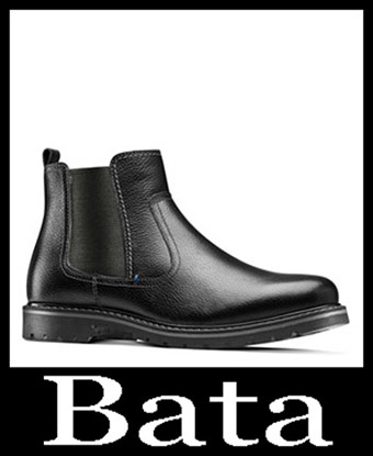 New Arrivals Bata Shoes 2018 2019 Men's Fall Winter 23