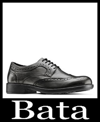 New Arrivals Bata Shoes 2018 2019 Men's Fall Winter 24