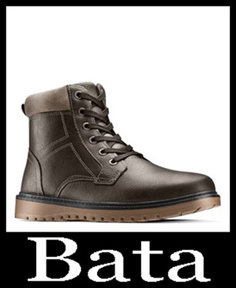 New Arrivals Bata Shoes 2018 2019 Men's Fall Winter 3