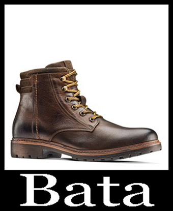 New Arrivals Bata Shoes 2018 2019 Men's Fall Winter 32