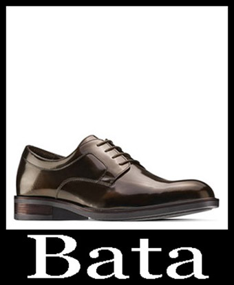 New Arrivals Bata Shoes 2018 2019 Men's Fall Winter 9