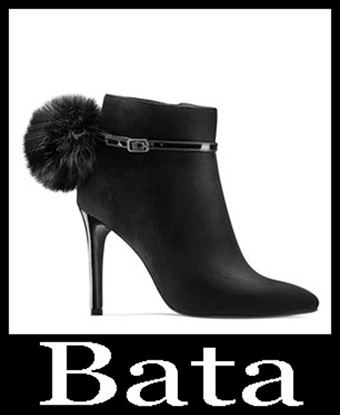 New Arrivals Bata Shoes 2018 2019 Women's Winter 11