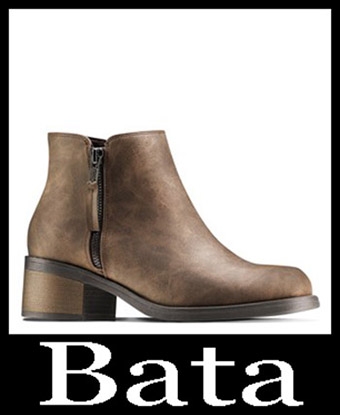 New Arrivals Bata Shoes 2018 2019 Women's Winter 14