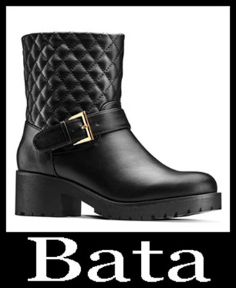 New Arrivals Bata Shoes 2018 2019 Women's Winter 16