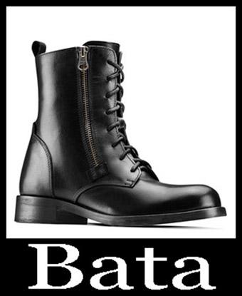 New Arrivals Bata Shoes 2018 2019 Women's Winter 17