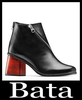 New Arrivals Bata Shoes 2018 2019 Women's Winter 18