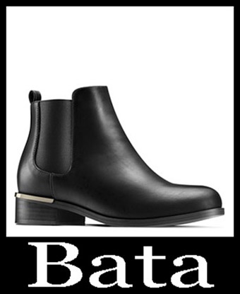 New Arrivals Bata Shoes 2018 2019 Women's Winter 19