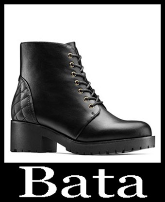 New Arrivals Bata Shoes 2018 2019 Women's Winter 2