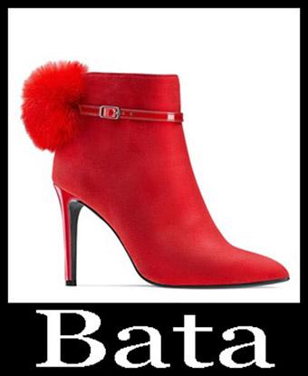 New Arrivals Bata Shoes 2018 2019 Women's Winter 21