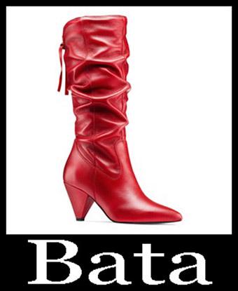 New Arrivals Bata Shoes 2018 2019 Women's Winter 23