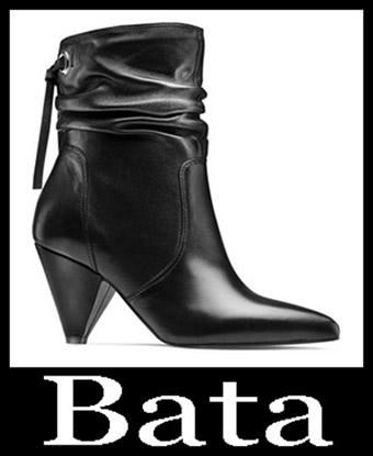 New Arrivals Bata Shoes 2018 2019 Women's Winter 38