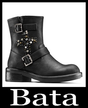 New Arrivals Bata Shoes 2018 2019 Women's Winter 7