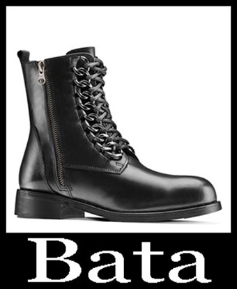 New Arrivals Bata Shoes 2018 2019 Women's Winter 8